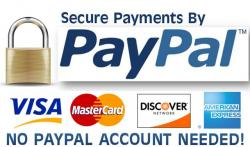 Pay online using Paypal