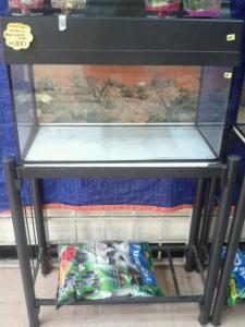 Complete aquarium set for sale