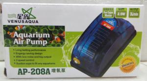 Venus Aqua Aquarium Air Pump For Sale