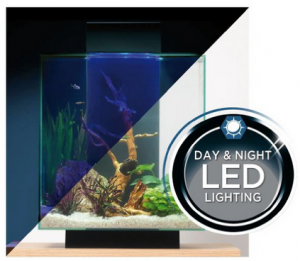 Fluval Edge 12 Gallon LED Aquarium