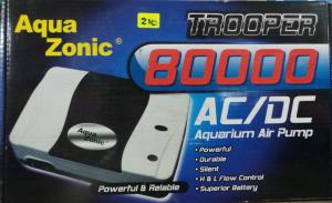 Aquazonic Trooper 80000 Battery Backup Air Pump