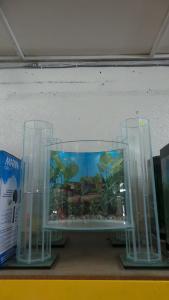 KLCC Style Glass Aquarium for sale