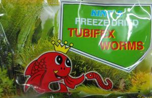 Freeze Dried Tubifex Worms | My Aquarium