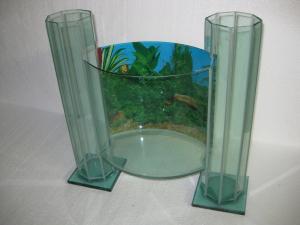 KLCC Style Glass Aquarium