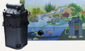 Jebo 985 Pond Filter For Sale