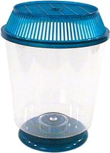 Small Round Plastic Tank