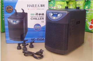 Hailea Aquarium water Chillers
